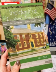 Incident at Exeter Tavern by RM Allen 2020